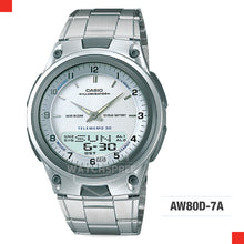 Load image into Gallery viewer, Casio Sports Watch AW80D-7A