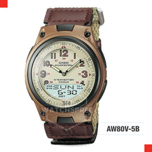 Load image into Gallery viewer, Casio Sports Watch AW80V-5B