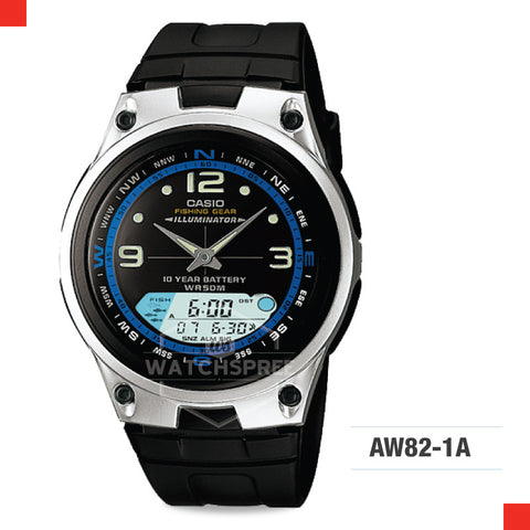 Casio Sports Watch AW82-1A