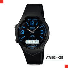 Load image into Gallery viewer, Casio Sports Watch AW90H-2B