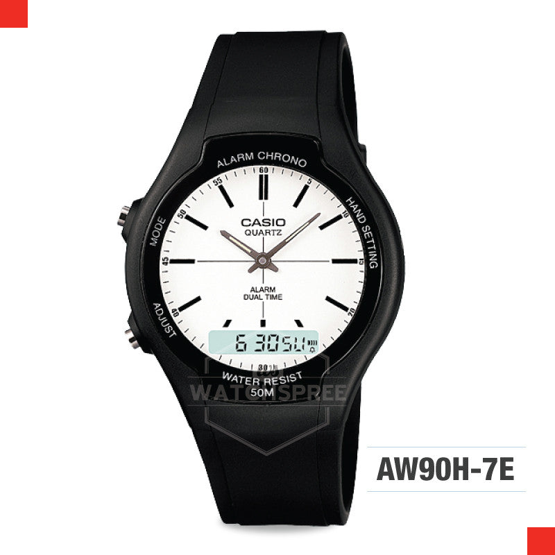 Casio Sports Watch AW90H-7E