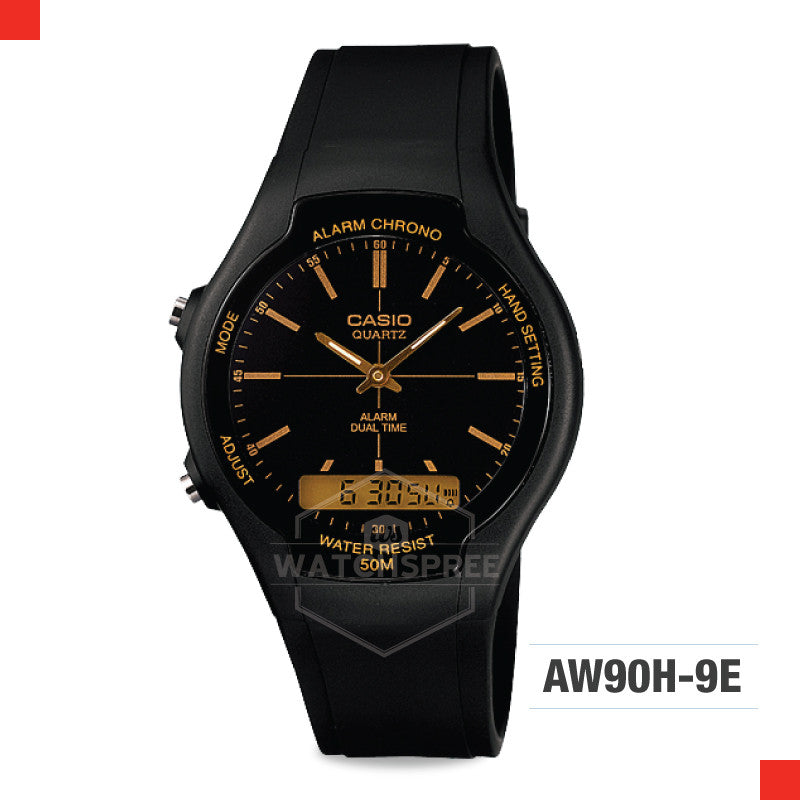 Casio Sports Watch AW90H-9E