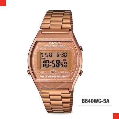 Casio Vintage Watch B640WC-5A