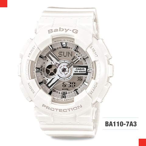 Casio Baby-G Watch BA110-7A3