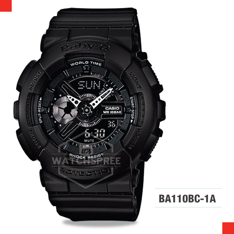 Casio Baby-G Watch BA110BC-1A