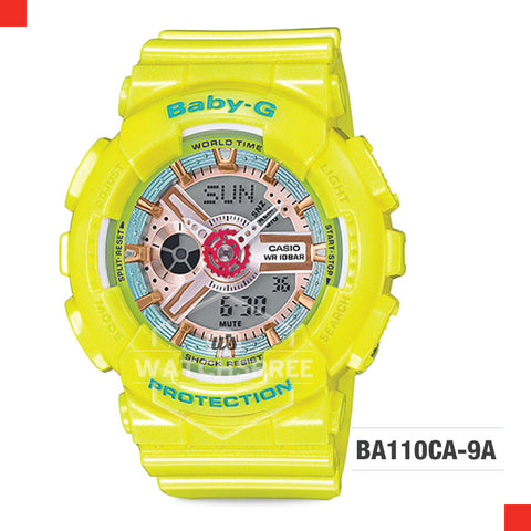 Casio Baby-G Watch BA110CA-9A