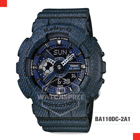 Casio Baby-G Watch BA110DC-2A1