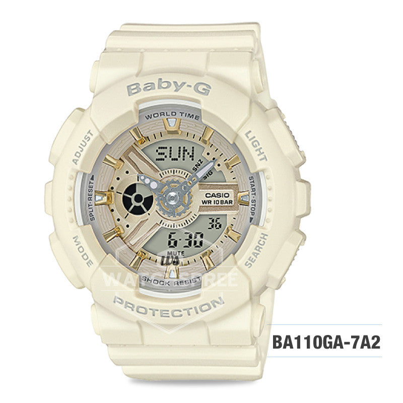 Casio Baby-G Watch BA110GA-7A2