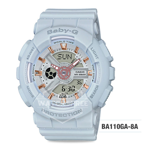 Casio Baby-G Watch BA110GA-8A