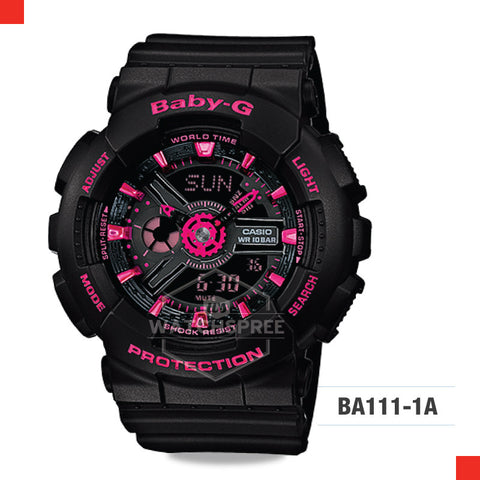 Casio Baby-G Watch BA111-1A