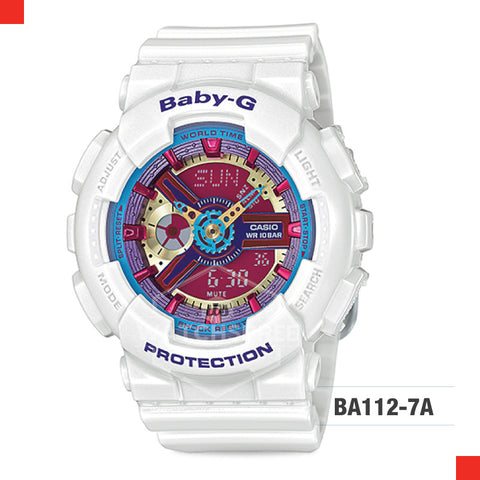 Casio Baby-G Watch BA112-7A