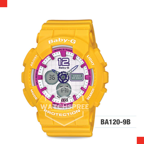 Casio Baby-G Watch BA120-9B