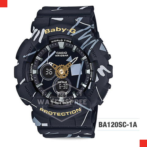 Casio Baby-G Watch BA120SC-1A