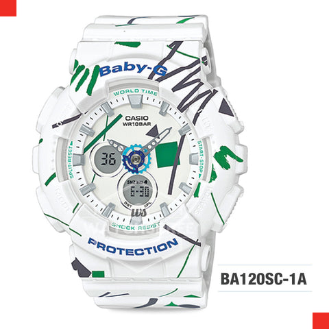 Casio Baby-G Watch BA120SC-7A