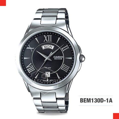 Casio Men's Watch BEM130D-1A