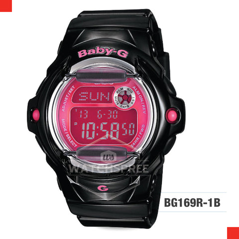 Casio Baby-G Watch BG169R-1B