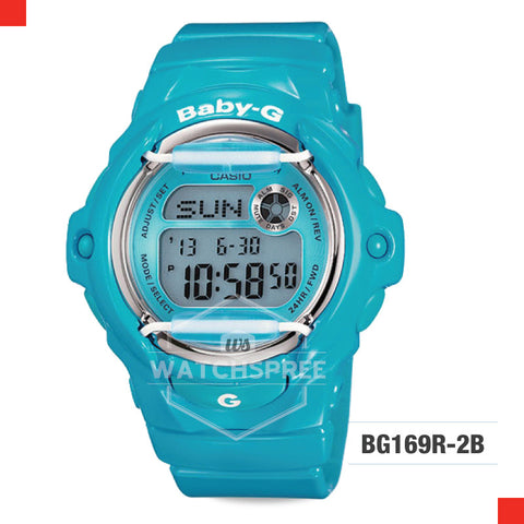 Casio Baby-G Watch BG169R-2B