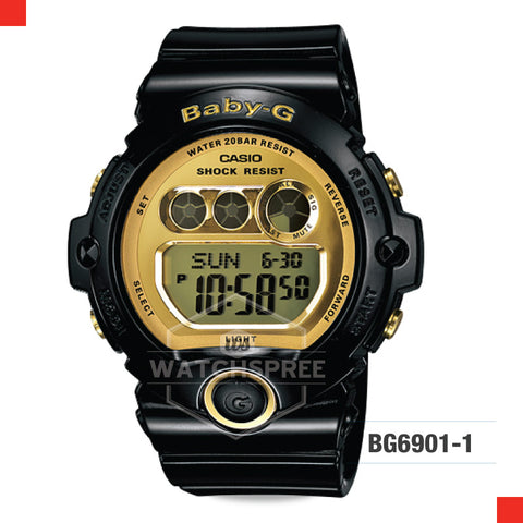 Casio Baby-G Watch BG6901-1D