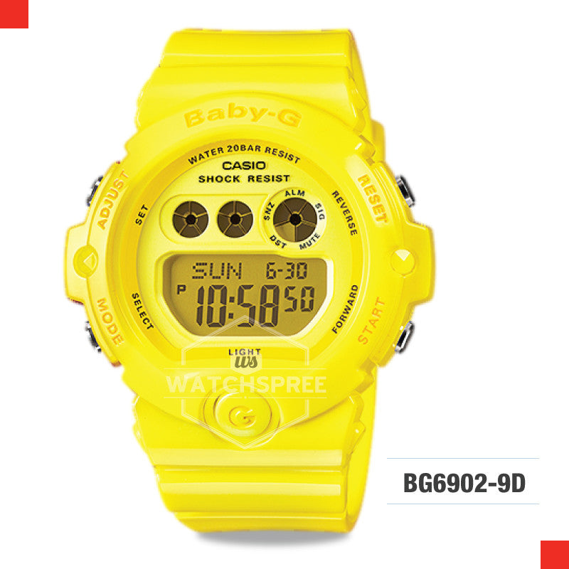Casio Baby-G Watch BG6902-9D