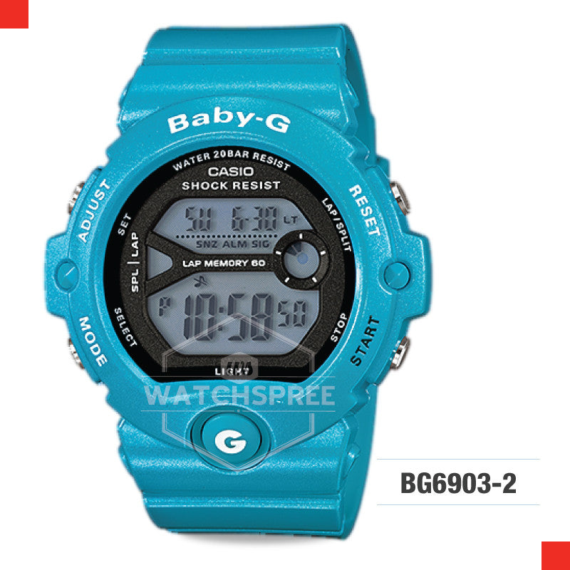 Casio Baby-G Watch BG6903-2D