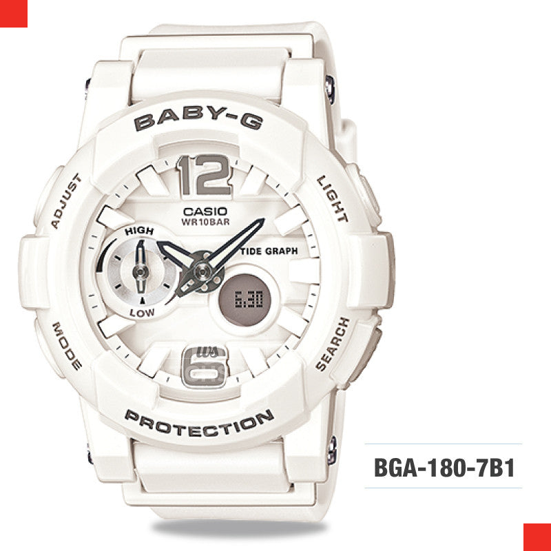 Casio Baby-G Watch BGA180-7B1