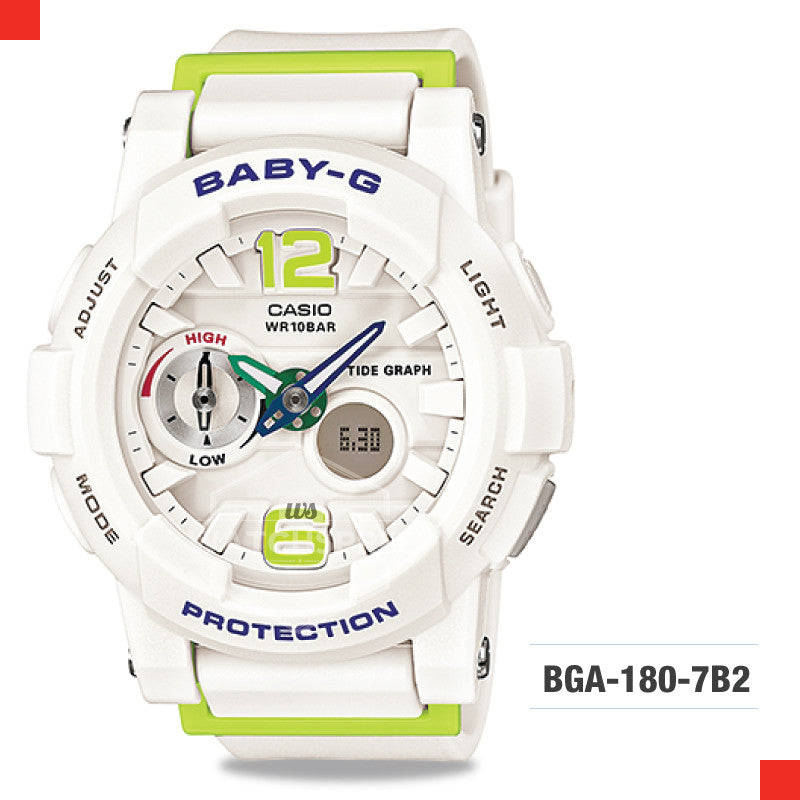 Casio Baby-G Watch BGA180-7B2