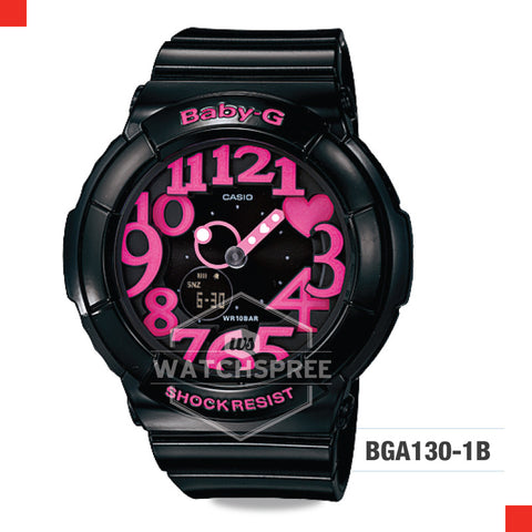 Casio Baby-G Watch BGA130-1B