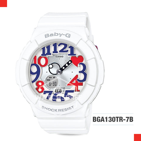 Casio Baby-G Watch BGA130TR-7B