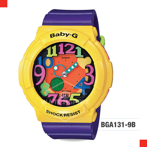 Casio Baby-G Watch BGA131-9B