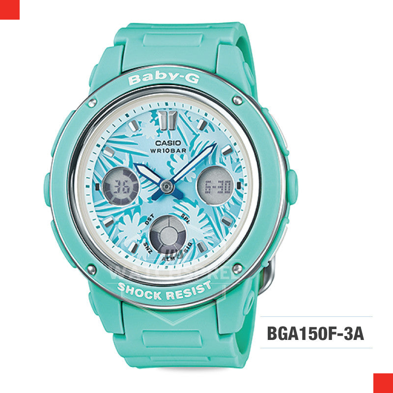 Casio Baby-G Watch BGA150F-3A