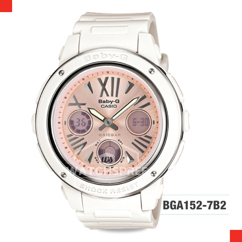 Casio Baby-G Watch BGA152-7B2