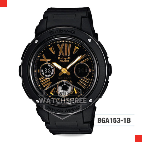 Casio Baby-G Watch BGA153-1B
