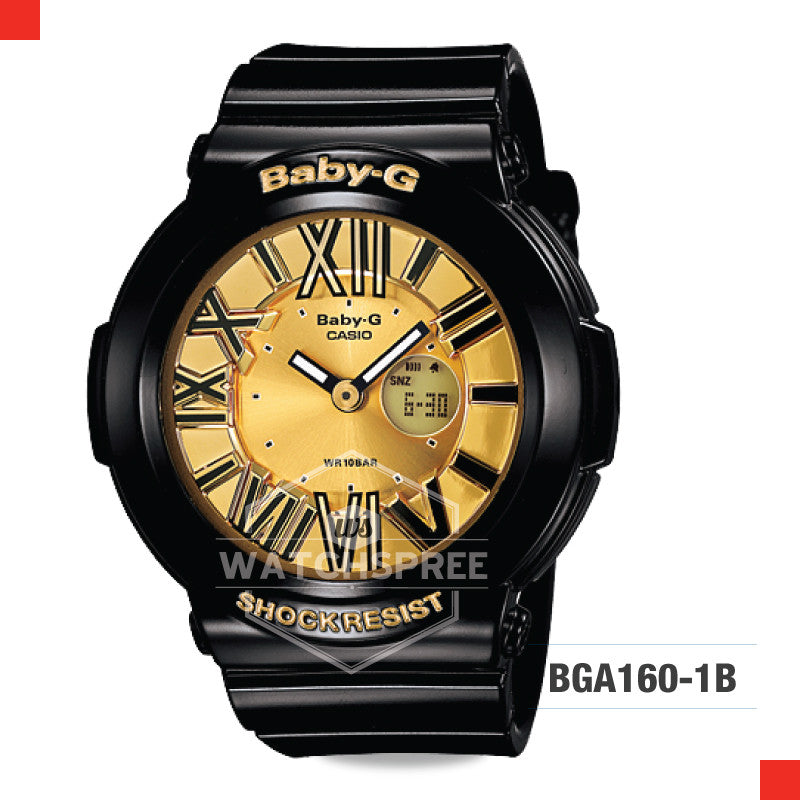 Casio Baby-G Watch BGA160-1B