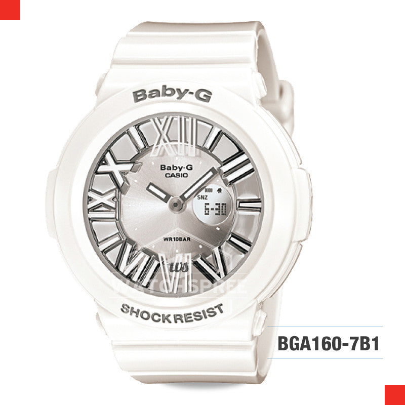 Casio Baby-G Watch BGA160-7B1