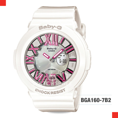 Casio Baby-G Watch BGA160-7B2