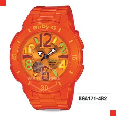 Casio Baby-G Watch BGA171-4B2