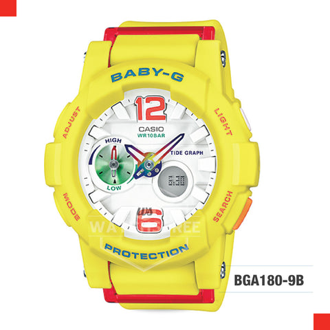 Casio Baby-G Watch BGA180-9B