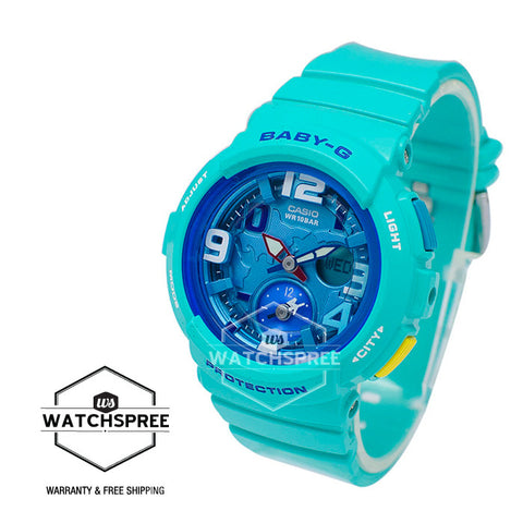Casio Baby-G Watch BGA190-3B
