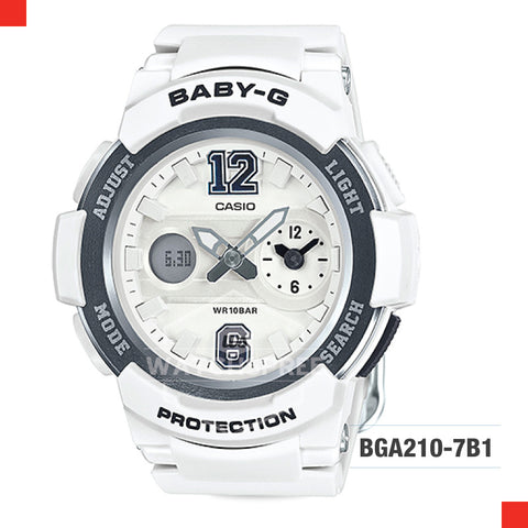 Casio Baby-G Watch BGA210-7B1