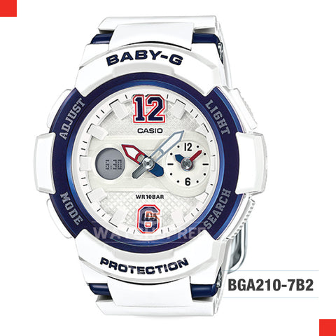 Casio Baby-G Watch BGA210-7B2