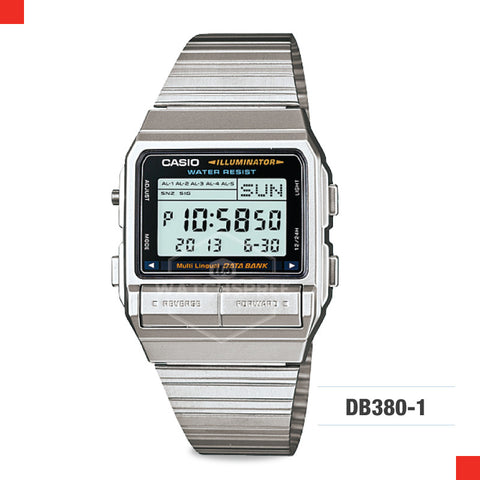 Casio Vintage Watch DB380-1D