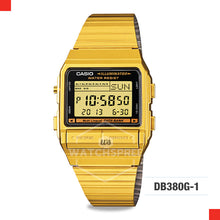 Load image into Gallery viewer, Casio Vintage Watch DB380G-1D