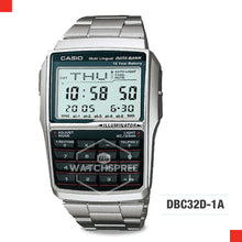 Load image into Gallery viewer, Casio Vintage Watch DBC32D-1A