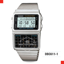 Load image into Gallery viewer, Casio Vintage Watch DBC611-1D