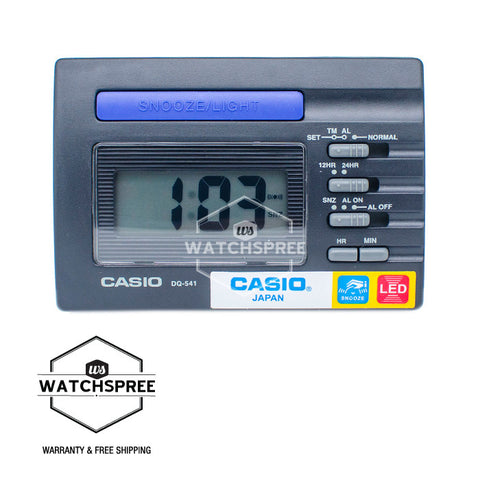 Casio Clock DQ541-1R