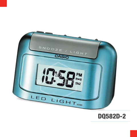 Casio Clock DQ582D-2R