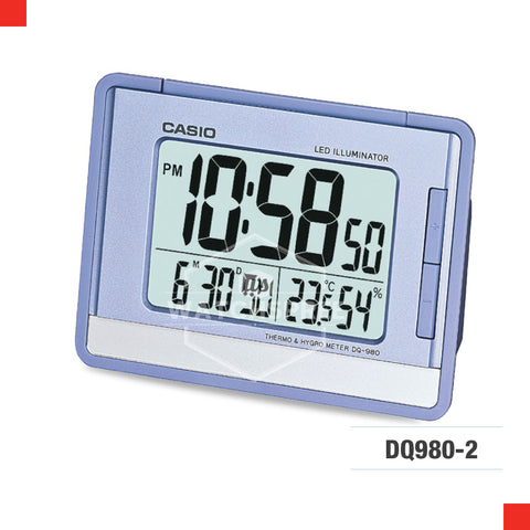 Casio Clock DQ980-2D