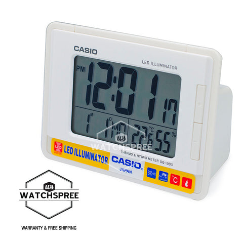 Casio Clock DQ980-7D