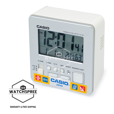 Casio Clock DQ981-8D