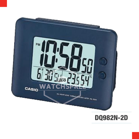 Casio Clock DQ982N-2D